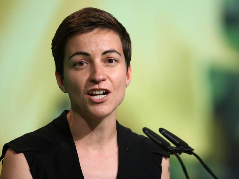 Eu Gruenen Fraktionschefin Kritisiert Gesetz Zum Kohleausstieg
