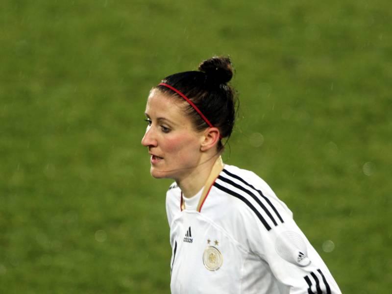 Ex Nationalspielerin Anja Mittag Beendet Ihre Aktive Karriere