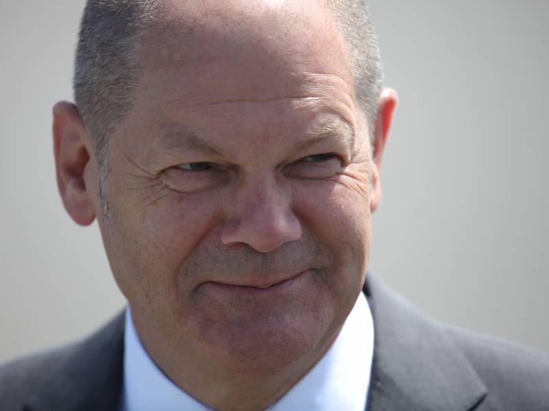Familienministerin Staerkt Scholz Fuer Kanzlerkandidatur Den Ruecken