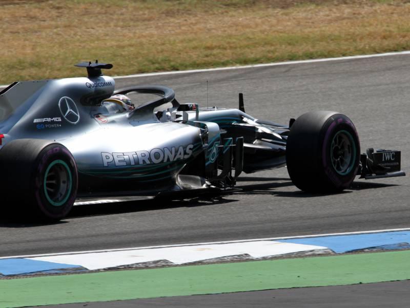 Formel 1 Hamilton Holt Pole In Budapest