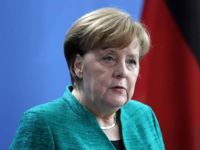 Giffey Erwartet Unterstuetzung Merkels Bei Ausbau Der Frauenquote