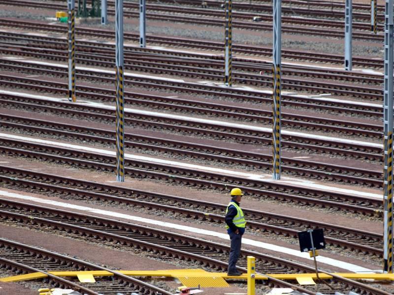 Gruene Fordern Mehr Mittel Zum Erhalt Der Bahn Infrastrukturen