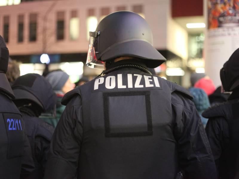 Herrmann Keine Notwendigkeit Fuer Rassismus Studie Bei Polizei