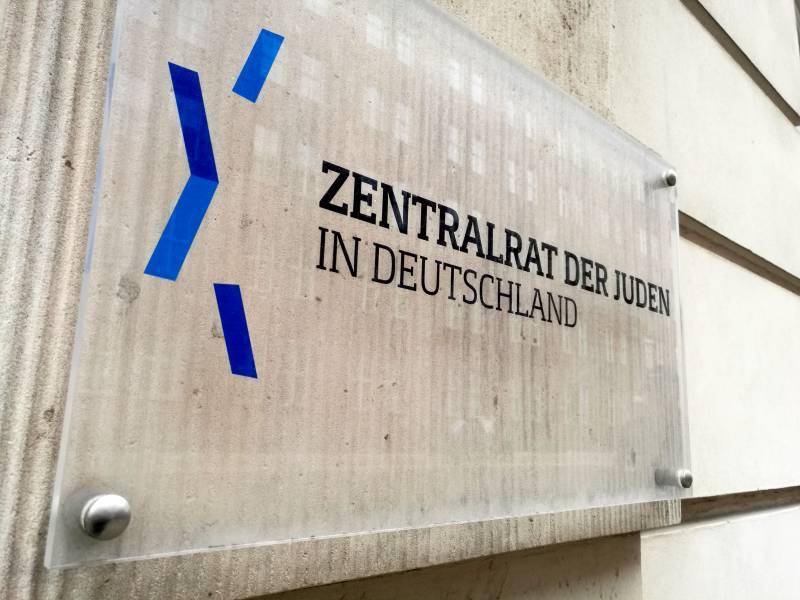Knobloch Wuerdigt 70 Jahrestag Des Zentralrats Der Juden