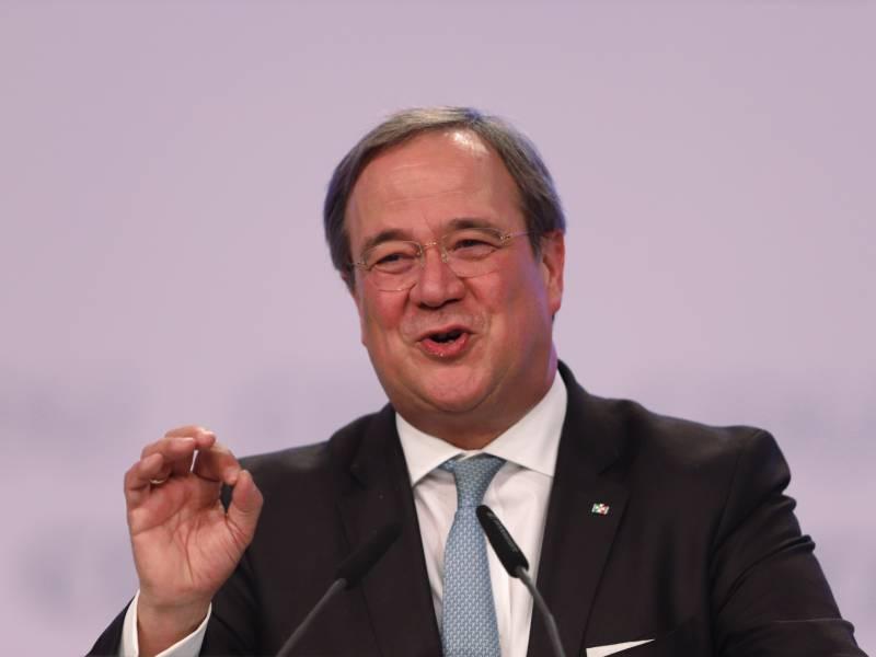 Laschet Lobt Gipfelbeschluesse Als Weichenstellung Fuer Mehr Europa