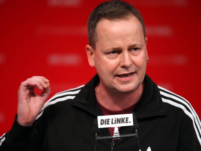 Linken Politiker Lederer Warnt Vor Verharmlosung Hildmanns