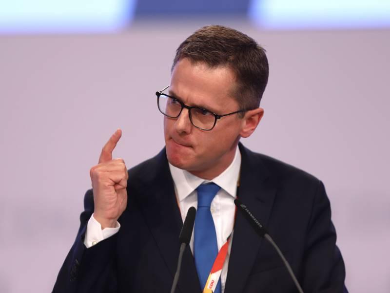 Linnemann Warnt Union Vor Verfruehter Kanzlerdebatte