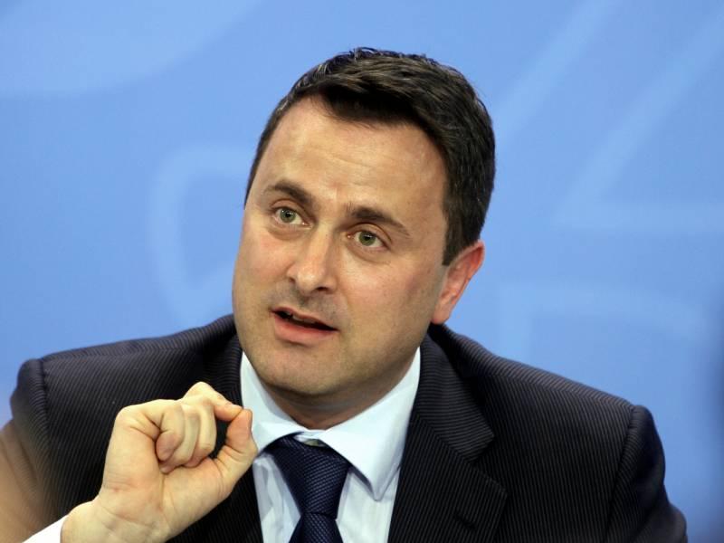 Luxemburgs Premier Fordert Einlenken Der Sparsamen Vier