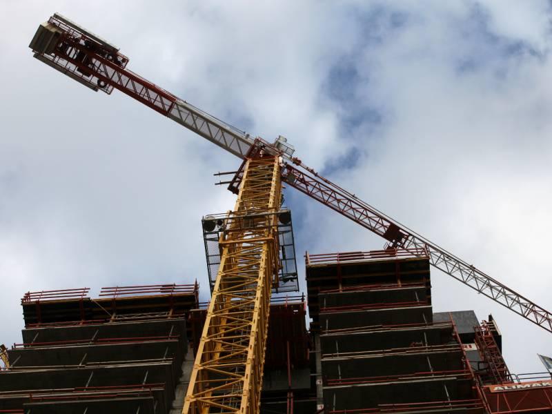 Mehr Baugenehmigungen Fuer Wohnungen