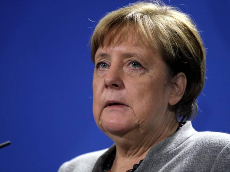 Merkel Eu Kommt Nur Gemeinsam Durch Coronakrise