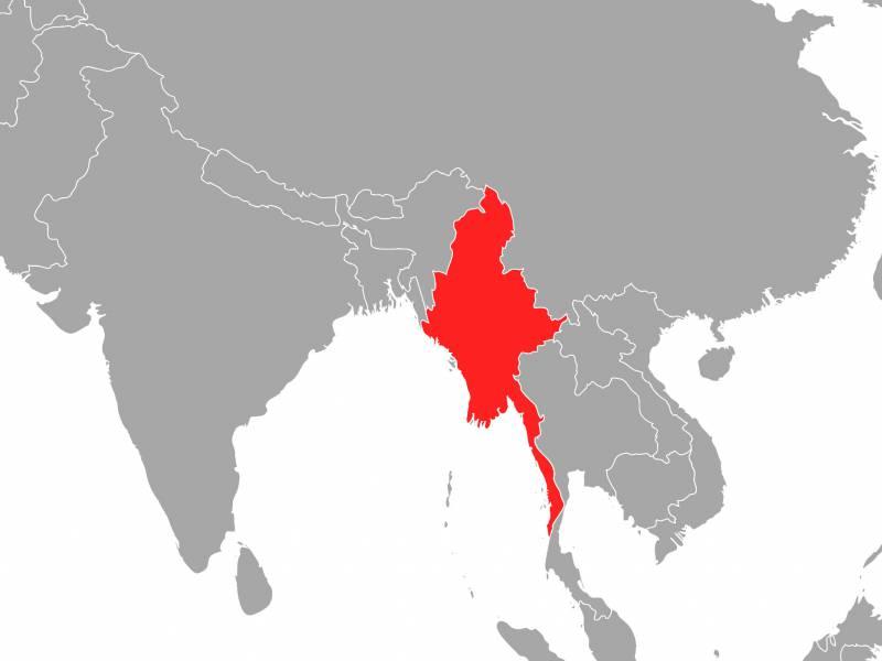 Mindestens 50 Tote Bei Erdrutsch In Myanmar