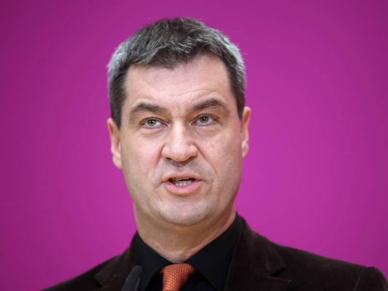 Nrw Innenminister Gegen Kanzlerkandidatur Von Soeder