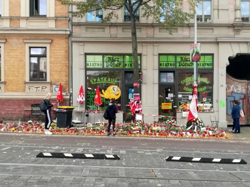 Oezdemir Anschlag Von Halle Nicht Als Einzelfall Abtun