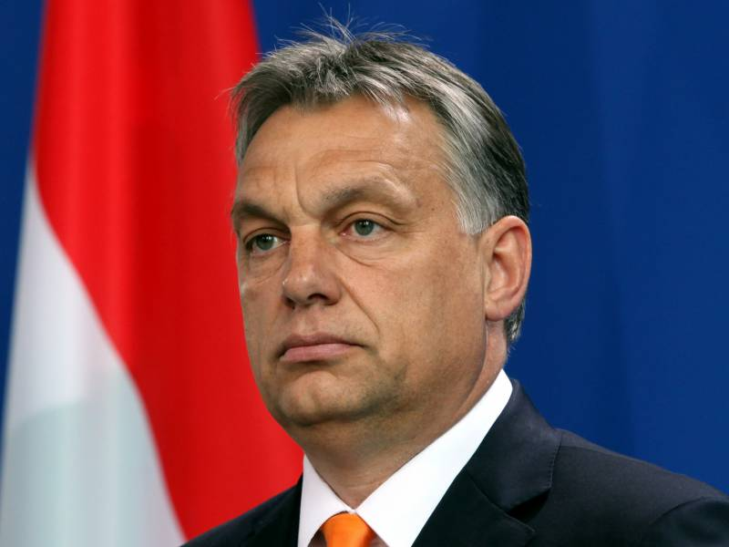 Orban Weist Kritik An Rechtstaatlichkeit Zurueck