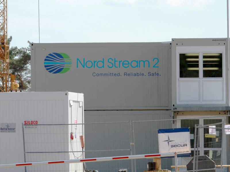 Ost Ausschuss Fuer Massnahmen Gegen Nord Stream 2 Sanktionsdrohungen