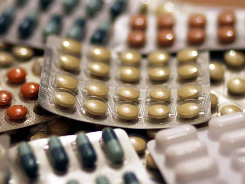 Pharmaindustrie Verzeichnet Starke