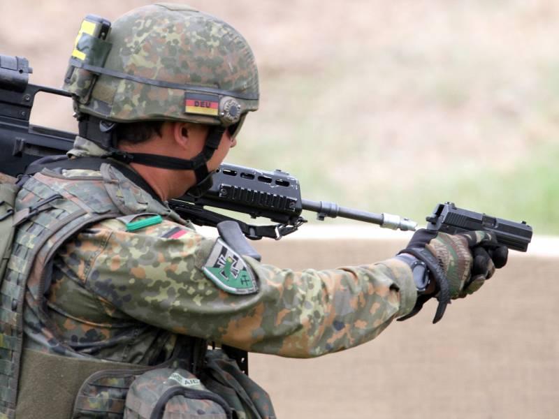 Reservistenverband Fuer Wiedereinfuehrung Der Wehrpflicht