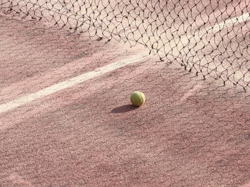 Roger Federer Fuehrt Beim Tennis Selbstgespraeche