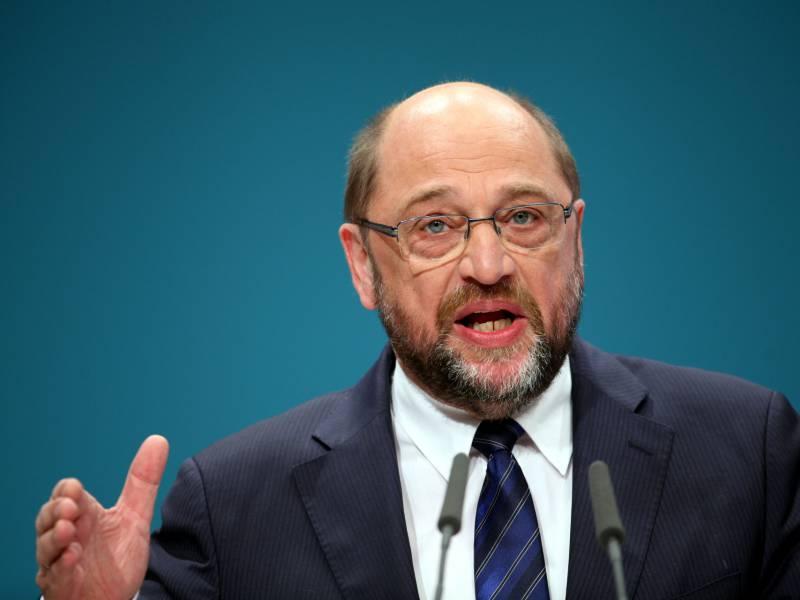 Schulz Will Mehr Gewicht Der Eu In Weltgemeinschaft