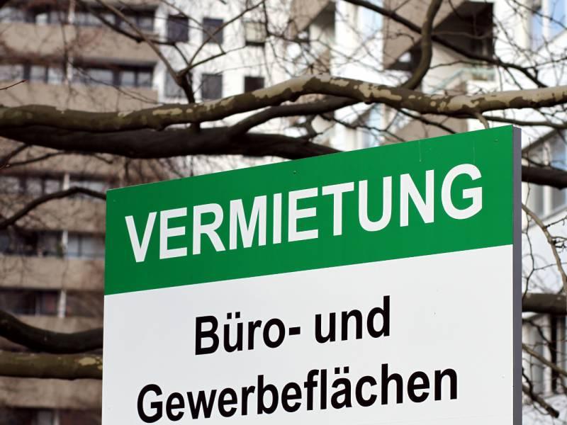 Studie Buero Anteil Im Laendlichen Raum Waechst