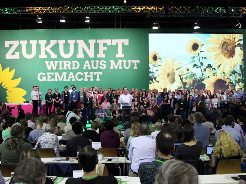 Studie Gruene Haben Hoechsten Frauenanteil Bei Parteieintritten