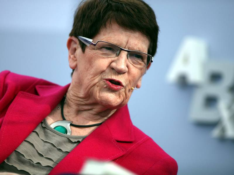 Suessmuth Warnt Cdu Parteitag Vor Ablehnung Der Frauenquote