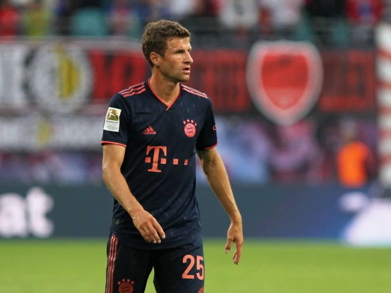 Thomas Mueller Vergleicht Hansi Flick Mit Pep Guardiola
