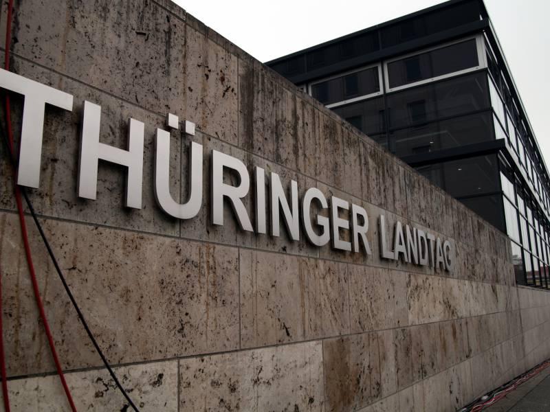 Thueringer Verfassungsgerichtshof Kippt Paritaetsgesetz