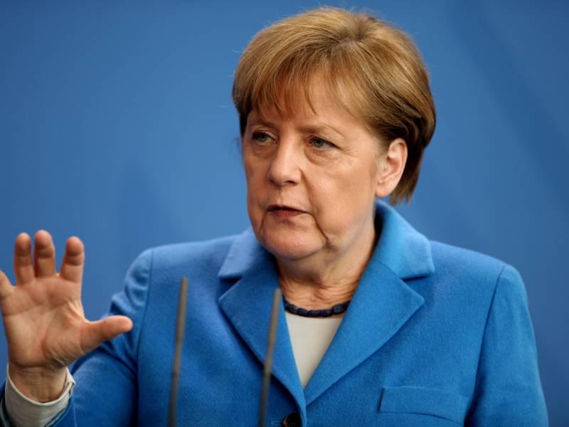 Umfrage Merkel Geniesst Das Meiste Vertrauen 1