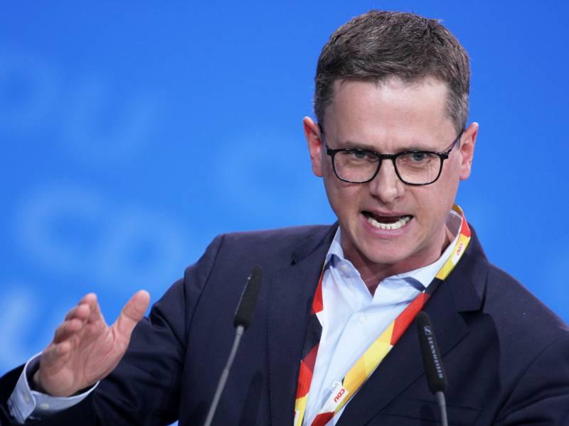 Unions Fraktionsvize Linnemann Kritisiert Soeder