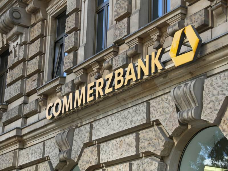 Verdi Forderte Massive Einschnitte Bei Der Commerzbank