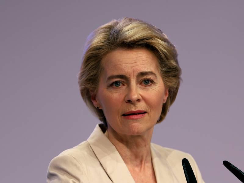 Von Der Leyen Hartes Erstes Jahr Als Eu Kommissionspraesidentin