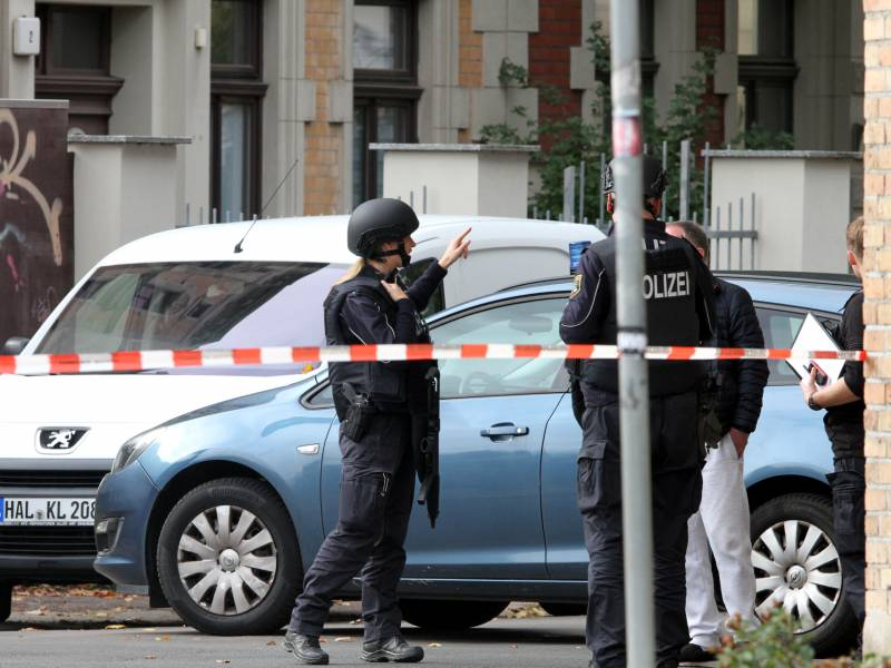 Vor Halle Prozess Muslime In Deutschland Fordern Schutz