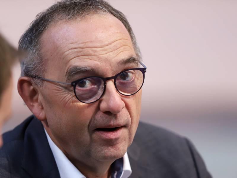 Walter Borjans Europas Werte Sind Arg Strapaziert