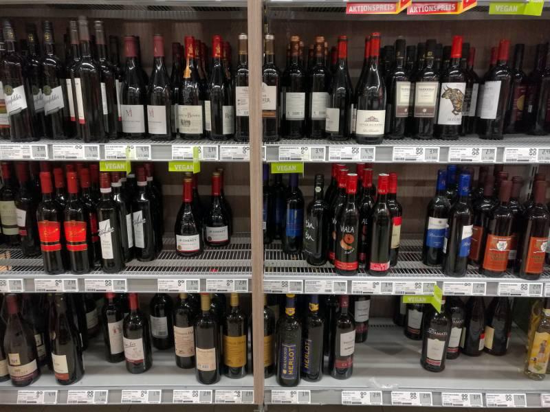 Weniger Bier Und Wein Landwirte Leiden Unter Absatzeinbruch