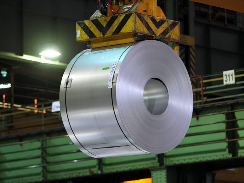 Altmaier Signalisiert Stahlindustrie Unterstuetzung