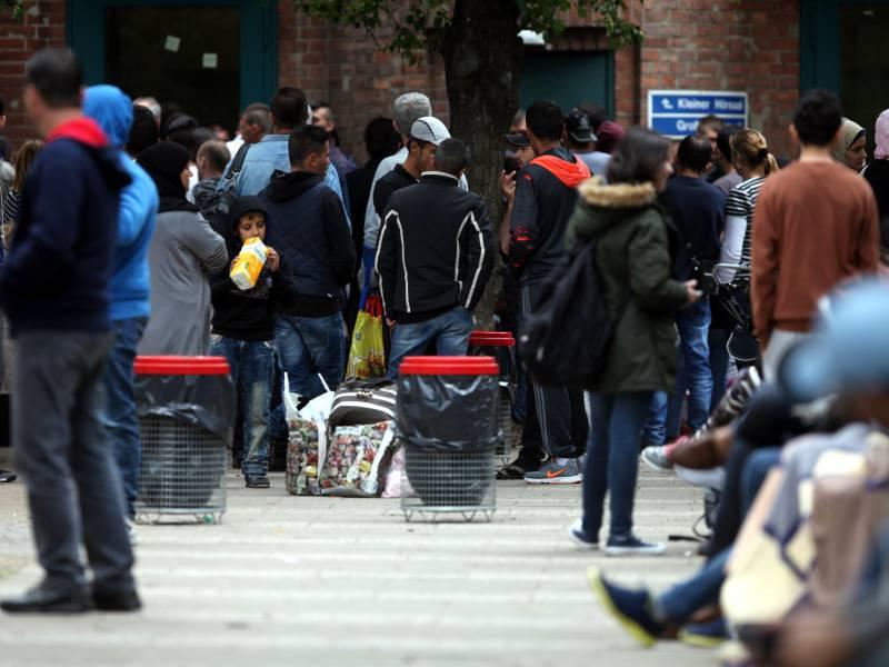 Ba Mit Arbeitsmarktintegration Von Fluechtlingen Zufrieden