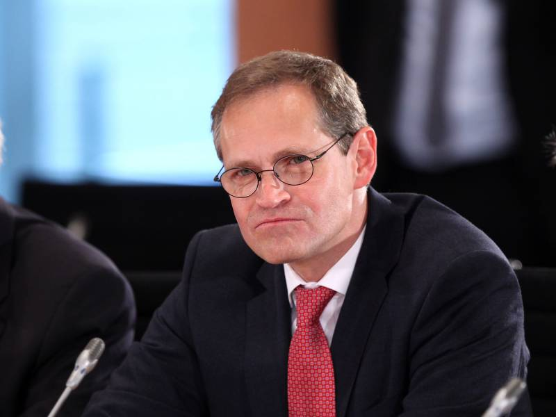 Berlins Regierender Will Bundesminister Werden