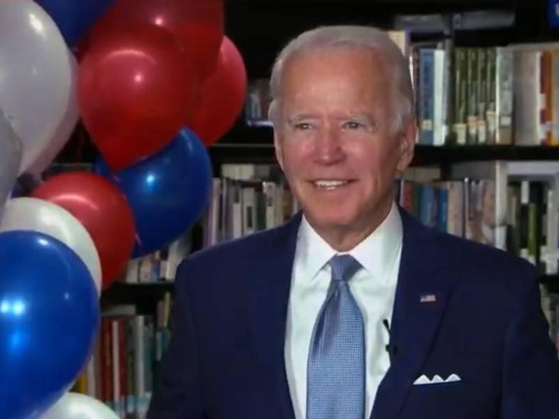 Biden Offiziell Zum Praesidentschaftskandidat Der Demokraten Gekuert