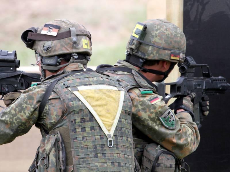 Bundeswehr Plant Extremismus Studie