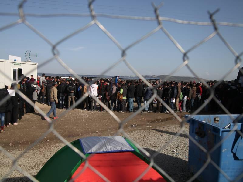 Deutschland Nicht Mehr Hauptziel Der Asylsuchenden