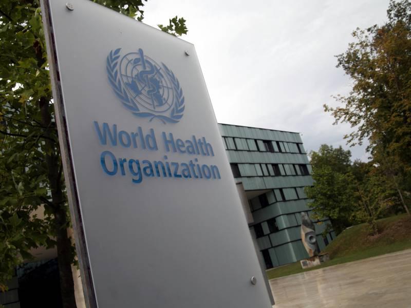 Entwicklungshilfeminister Will Who Zu Welt Pandemiezentrum Machen