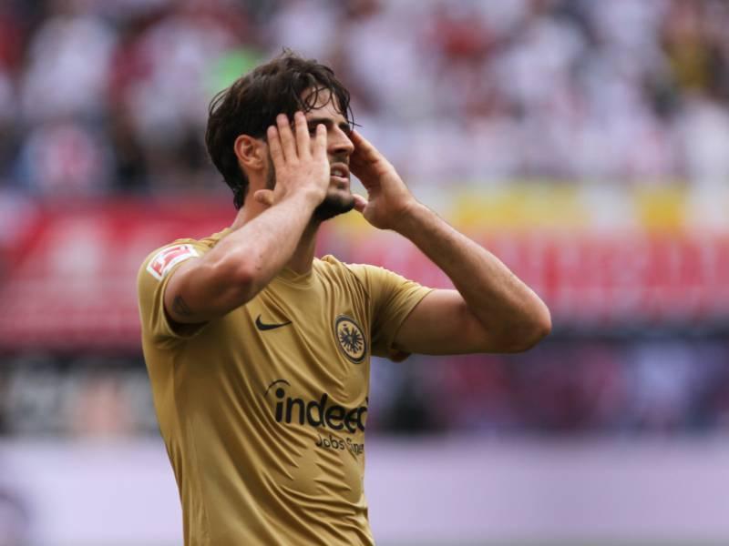 Europa League Aus Fuer Eintracht Frankfurt Basel Im Viertelfinale