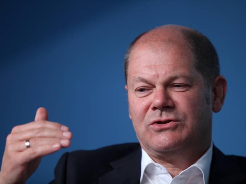 Finanzminister Glaubt An Dauerhaft Gemeinsame Eu Schuldenaufnahme
