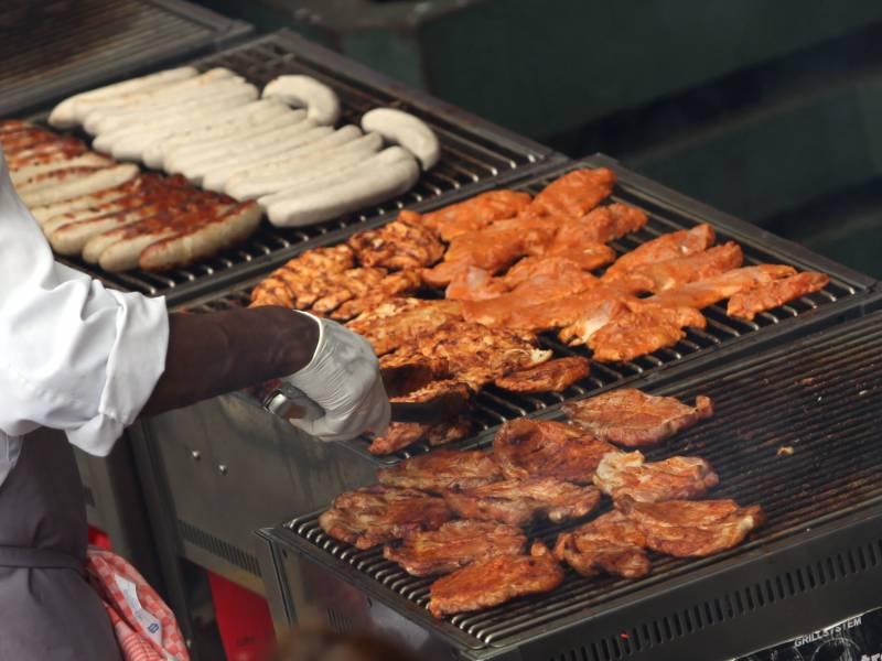 Fleischproduktion Zurueckgegangen