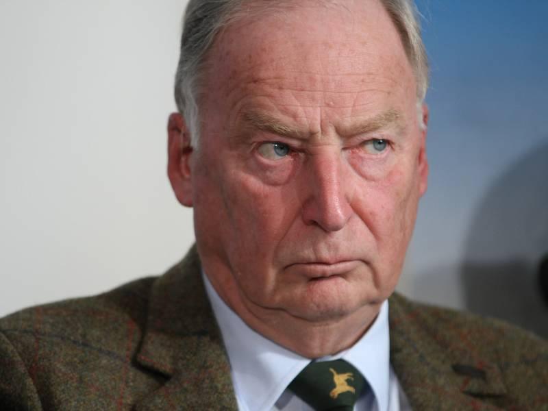 Gauland Sieht Afd Zukunft Wegen Kalbitz Streit Pessimistisch