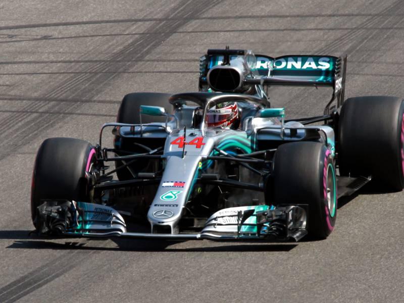 Hamilton Gewinnt Formel 1 Rennen In Belgien