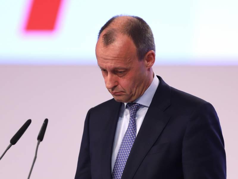 Historiker Roedder Wirft Cdu Spitze Merz Mobbing Vor
