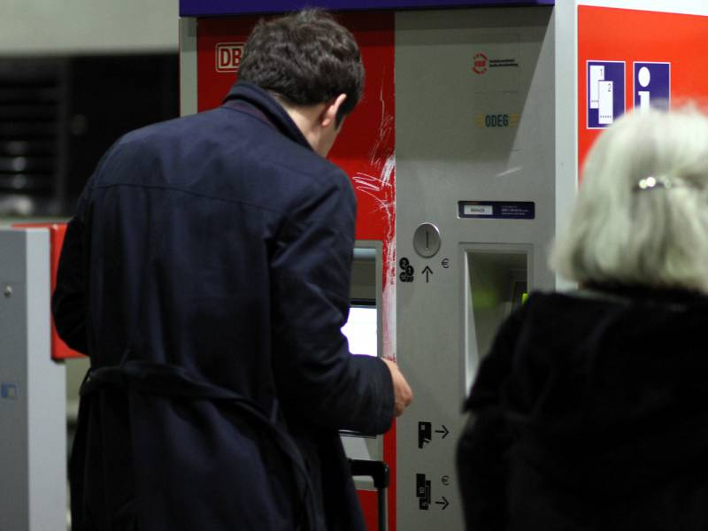 Immer Mehr Gesprengte Ticketautomaten