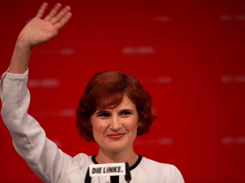 Kipping Tritt Als Linken Chefin Ab